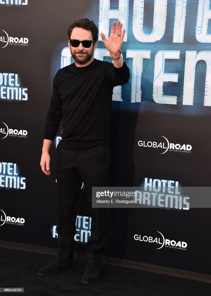 """Global Road Entertainment's """"Hotel Artemis"""" Premiere - Arrivals"""