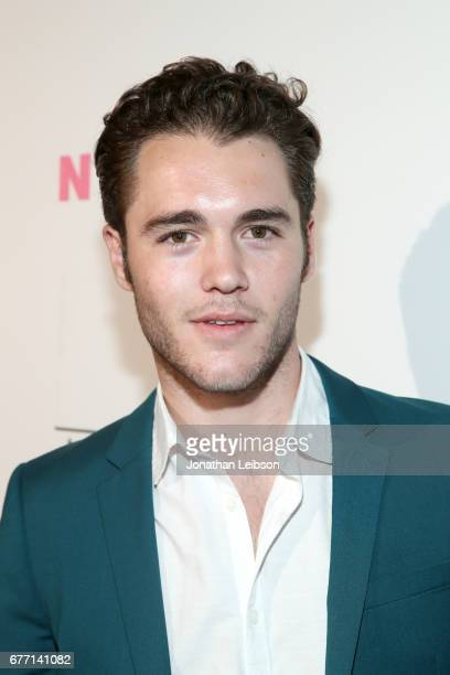 Actor Charlie DePew at the NYLON Young Hollywood Party at AVENUE Los Angeles on May 2 2017 in Los Angeles California