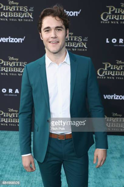 """Actor Charlie DePew at the Premiere of Disney's and Jerry Bruckheimer Films' """"Pirates of the Caribbean Dead Men Tell No Tales"""" at the Dolby Theatre..."""