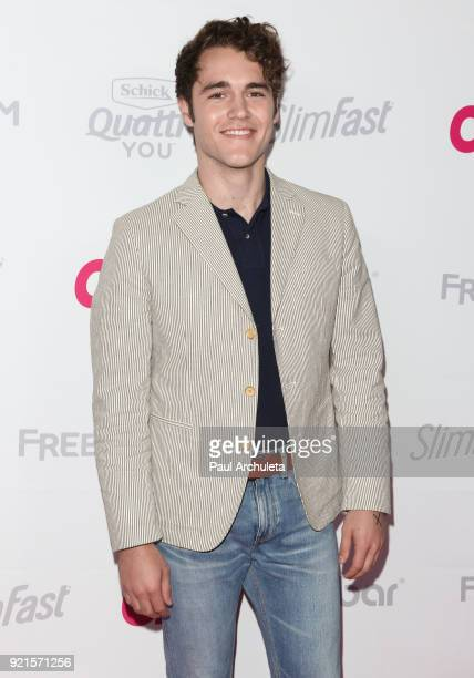 Actor Charlie DePew attends OK Magazine's Summer kickoff party at The W Hollywood on May 17 2017 in Hollywood California