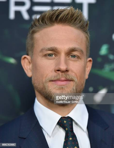 Actor Charlie Hunnam arrives at the Premiere of Amazon Studios' 'The Lost City of Z' at ArcLight Hollywood on April 5 2017 in Hollywood California
