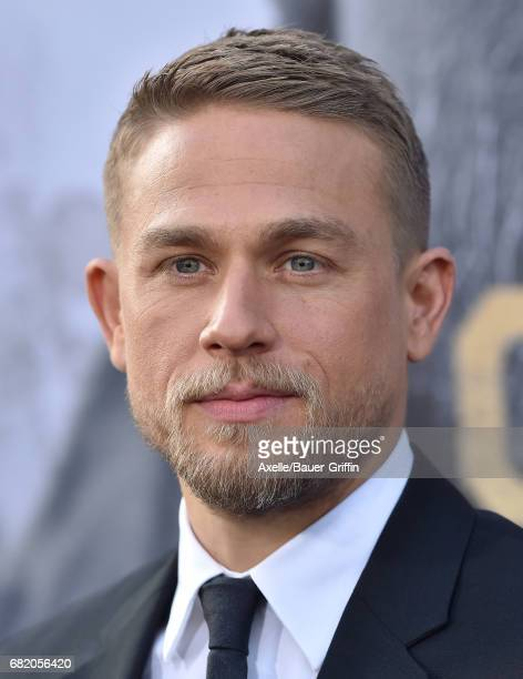 Actor Charlie Hunnam arrives at the premiere of Warner Bros Pictures' 'King Arthur Legend of the Sword' at TCL Chinese Theatre on May 8 2017 in...