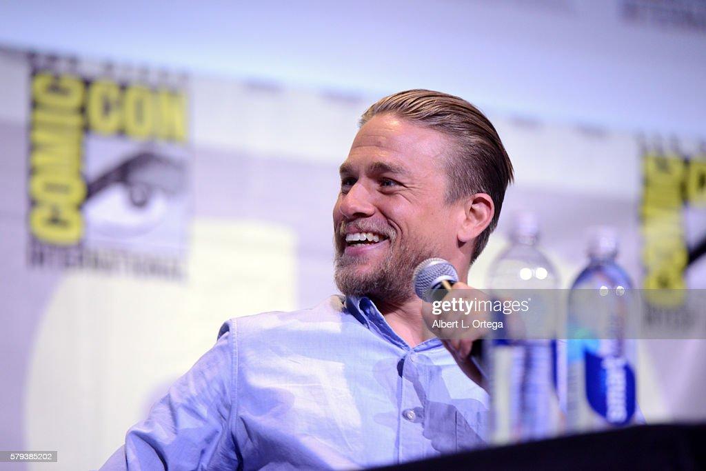 Comic-Con International 2016 - Warner Bros. Presentation : News Photo