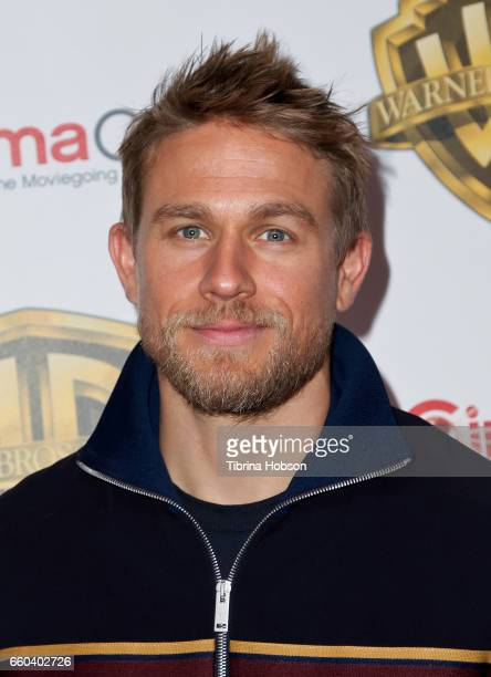 Actor Charlie Hunnam attends Warner Bros Pictures The Big Picture an exclusive presentation of our upcoming slate at The Colosseum at Caesars Palace...