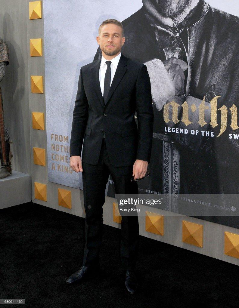 "Premiere Of Warner Bros. Pictures' ""King Arthur: Legend Of The Sword"" - Arrivals"