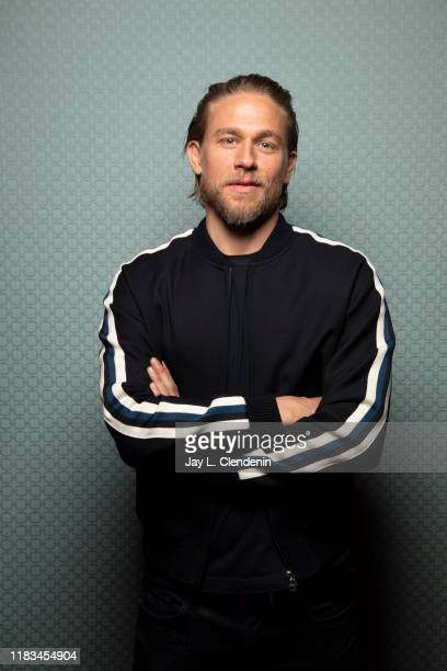 Actor Charlie Hunnam from 'The True History of The Kelly Gang' is photographed for Los Angeles Times on September 9, 2019 at the Toronto...
