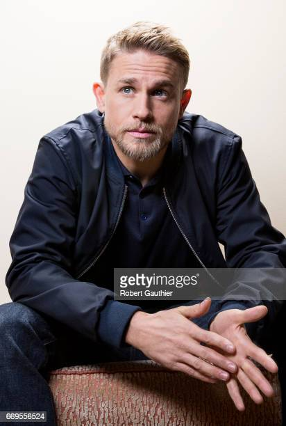 Actor Charlie Hunnam is photographed for Los Angeles Times on April 8, 2017 in Los Angeles, California. PUBLISHED IMAGE. CREDIT MUST READ: Robert...