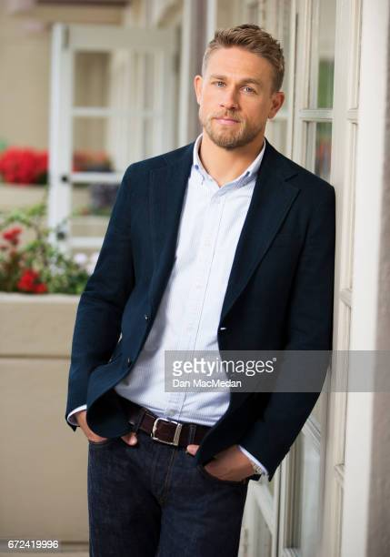 Actor Charlie Hunnam is photographed for USA Today on April 13, 2017 in Los Angeles, California. PUBLISHED IMAGE.