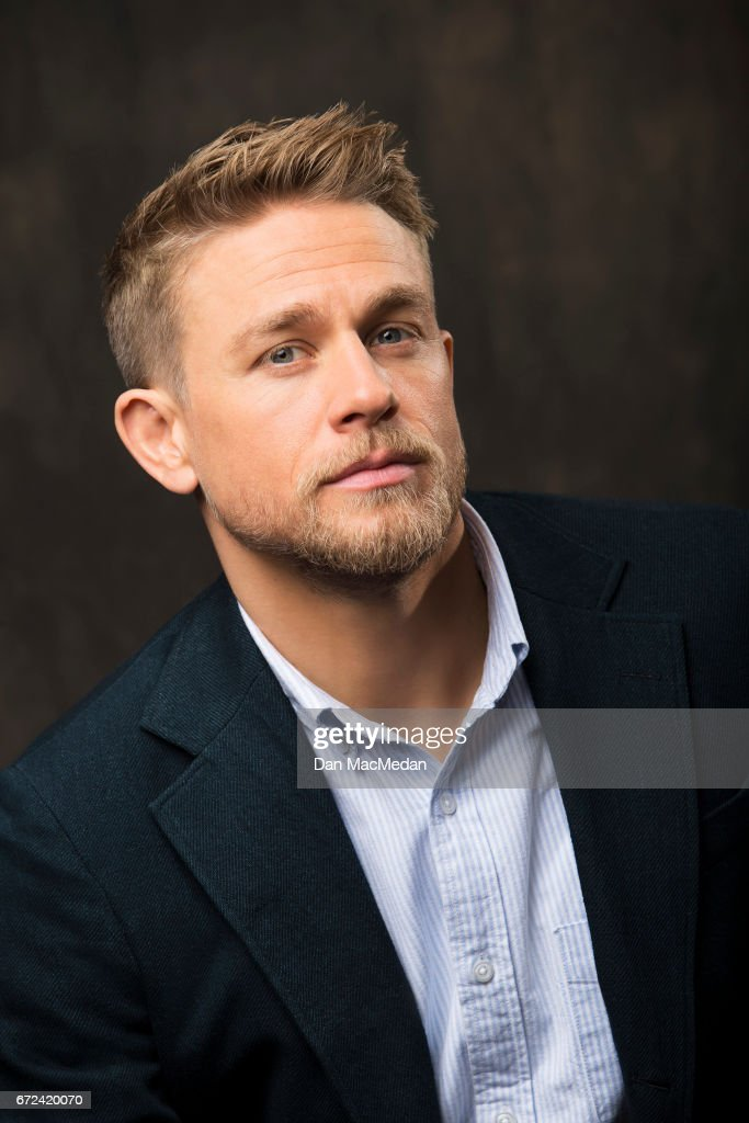 Charlie Hunnam, USA Today, April 13, 2017