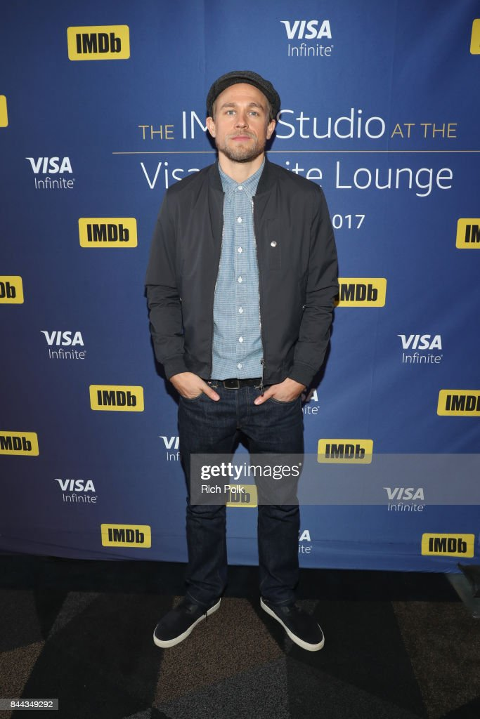 Day One: The IMDb Studio Hosted By The Visa Infinite Lounge At The 2017 Toronto International Film Festival