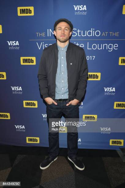 Actor Charlie Hunnam of 'Papillon' attends The IMDb Studio Hosted By The Visa Infinite Lounge at The 2017 Toronto International Film Festival at...