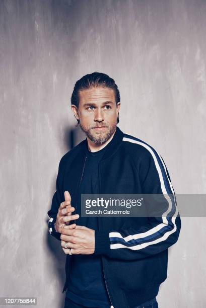 Actor Charlie Hunnam poses for a portrait during the 2019 Toronto International Film Festival at Intercontinental Hotel on September 9, 2019 in...
