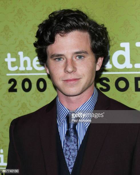 Actor Charlie McDermott attends ABC's 'The Middle' 200th episodes celebration at the Fig Olive on October 28 2017 in West Hollywood California