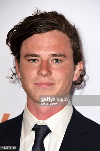 Actor Charlie McDermott attends Disney ABC Television Group's 2015 TCA Summer Press Tour at the Beverly Hilton Hotel on August 4 2015 in Beverly...