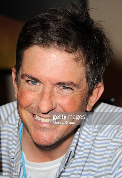 Actor Charlie Schlatter at The Hollywood Show held at The Westin Hotel LAX on January 24 2015 in Los Angeles California