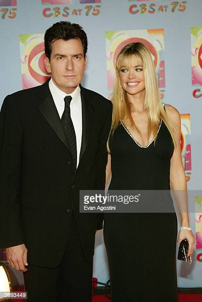 Charlie Sheen Wife Stock Photos And Pictures  Getty Images-6572