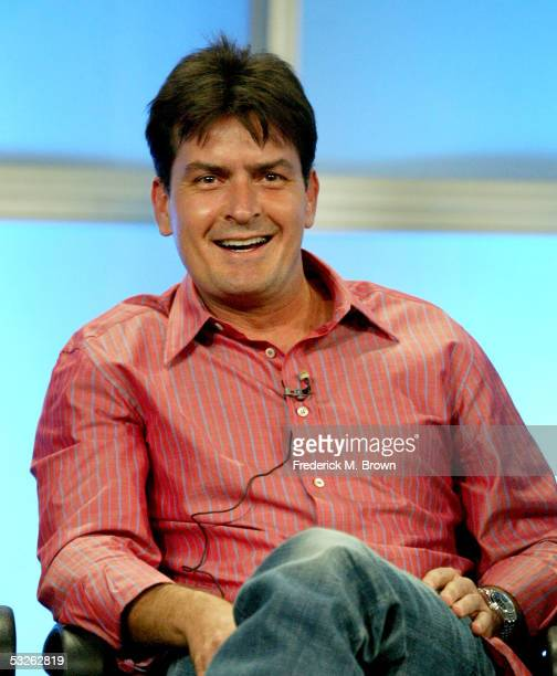 Charlie Sheen S Mediterranean Style Home In L A: Charlie Sheen Stock Photos And Pictures
