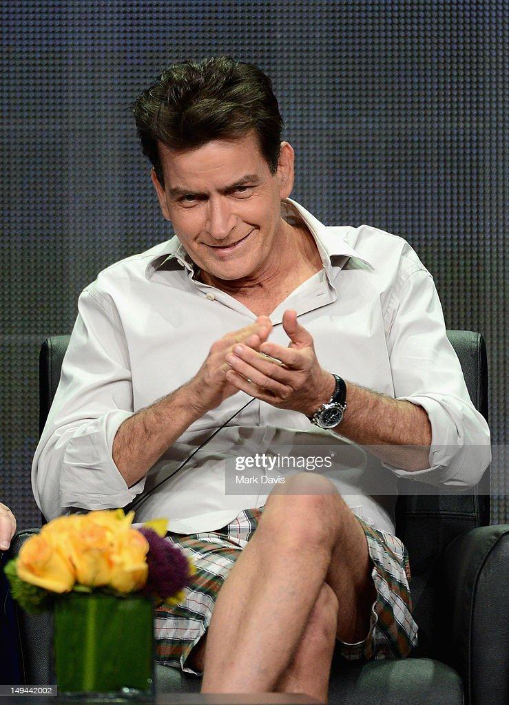 2012 TCA Summer Press Tour - FX Panels : News Photo