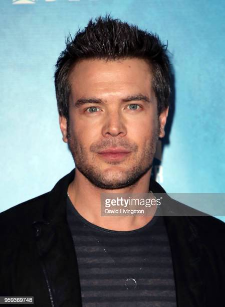 Actor Charlie Weber attends the opening night of 'Soft Power' presented by the Center Theatre Group at the Ahmanson Theatre on May 16 2018 in Los...