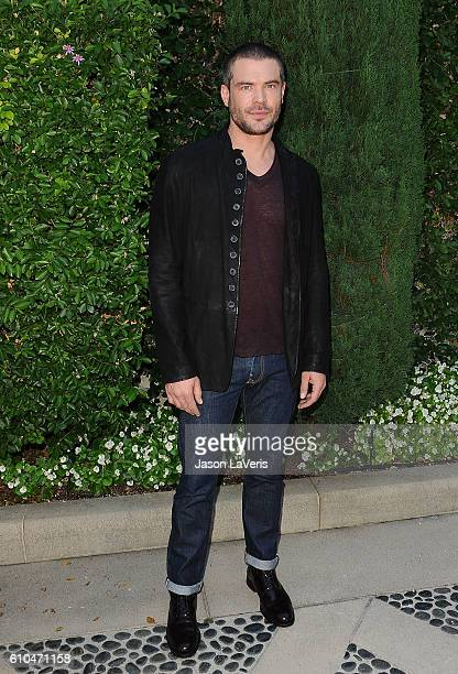 Actor Charlie Weber attends the Rape Foundation's annual brunch on September 25 2016 in Beverly Hills California