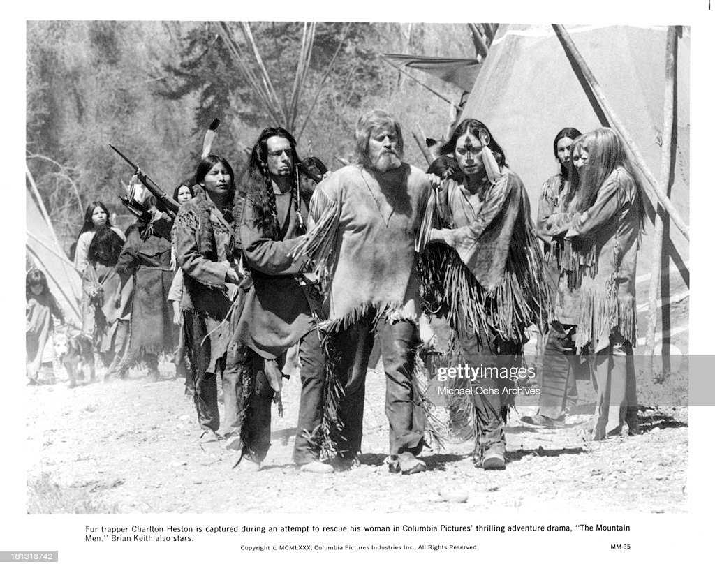 The Mountain Men : News Photo