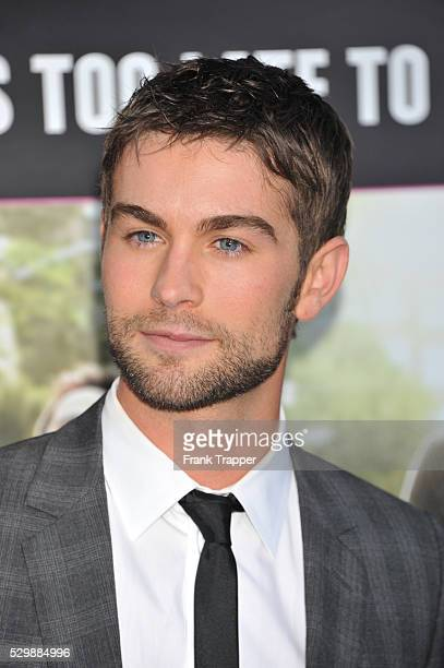 Actor Chase Crawford arrives at the premiere of What To Expect When Your Expecting premiere held at Grauman's Chinese Theater