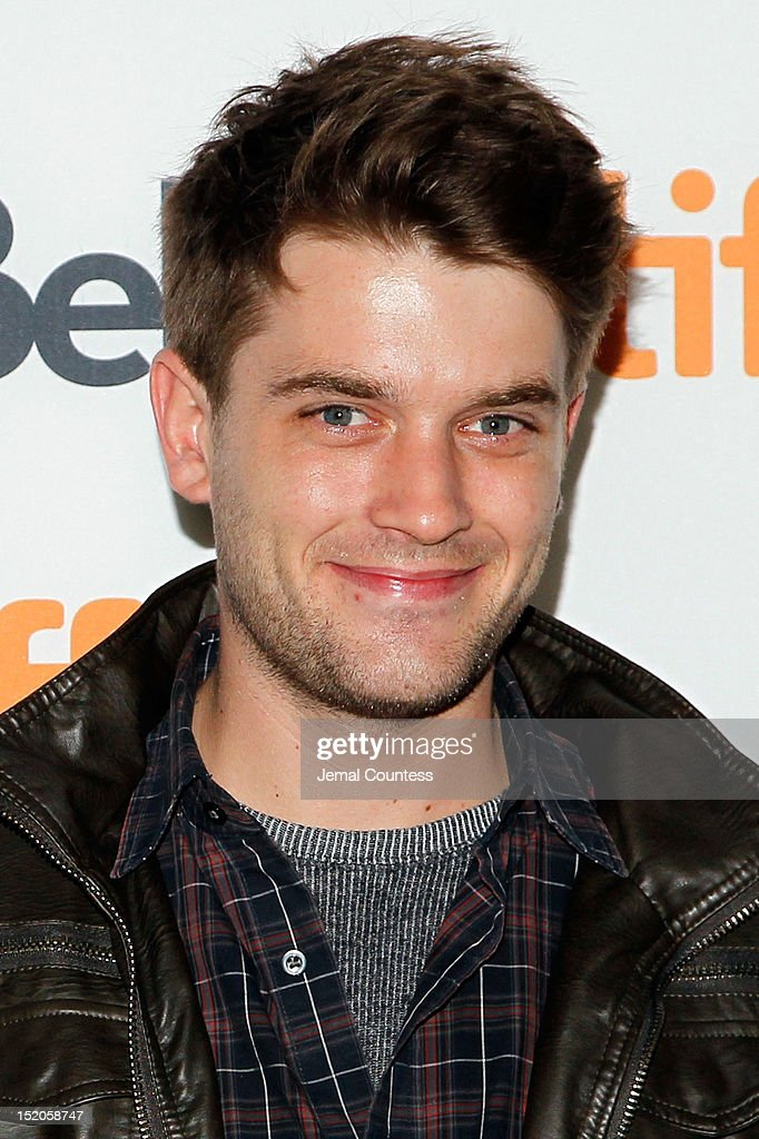 Actor Chase Williamson attends the 'John Dies At The End' Premiere during the 2012 Toronto International Film Festival held at Ryerson Theatre on September 15, 2012 in Toronto, Canada.