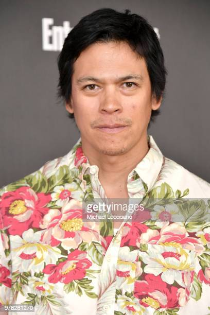 Actor Chaske Spencer attends the New York screening of Sicario Day Of The Soldado on June 18 2018 in New York City