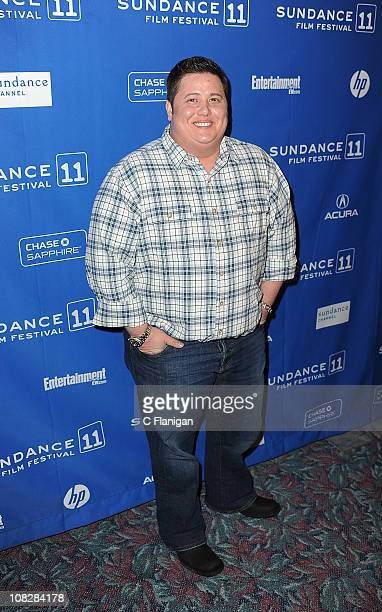 Actor Chaz Bono attends the 'Becoming Chaz' premiere during the 2011 Sundance Film Festival on January 23 2011 in Park City Utah