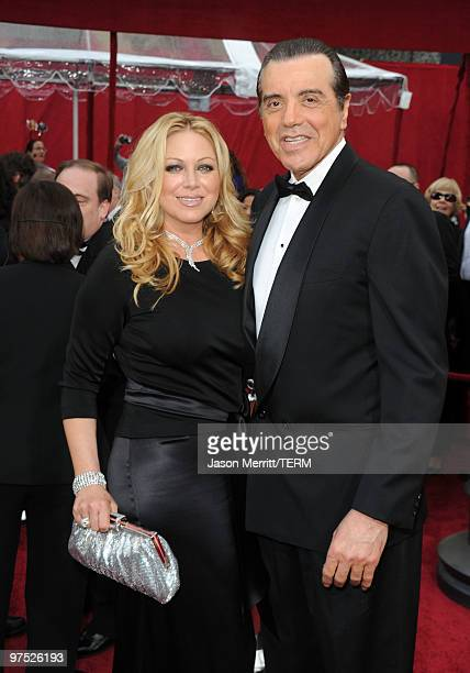 Actor Chazz Palminteri and Gianna Ranaudo arrives at the 82nd Annual Academy Awards held at Kodak Theatre on March 7 2010 in Hollywood California
