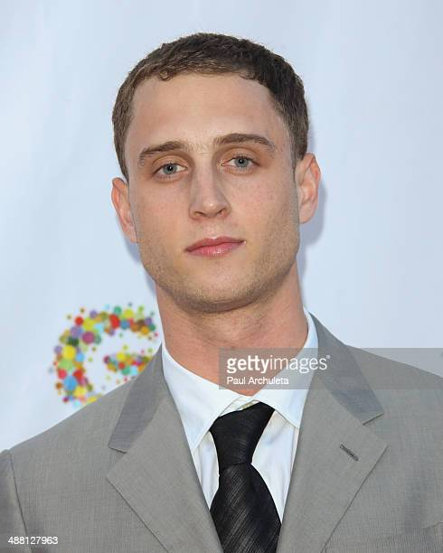 Actor Chet Hanks attends 3rd Annual Voice Awards at The Globe Theatre at Universal Studios on May 3 2014 in Universal City California