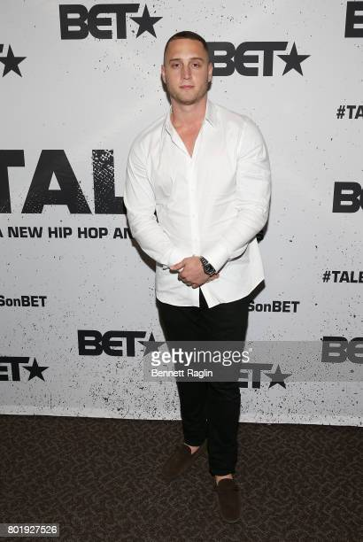 Actor Chet Hanks attends the Screening of the BET Series Tales at DGA Theater on June 26 2017 in Los Angeles California