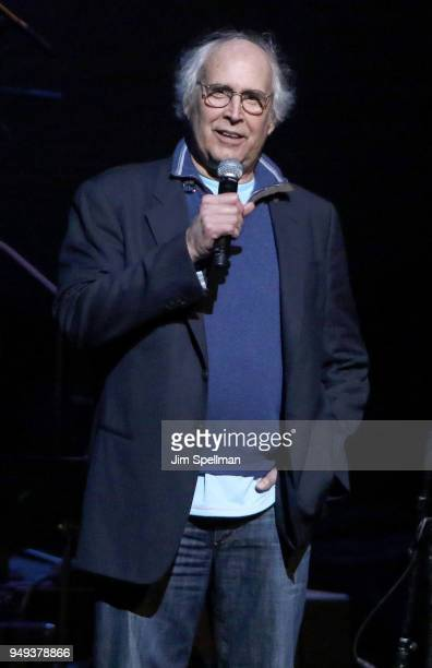 Actor Chevy Chase attends the 16th Annual A Great Night In Harlem Gala at The Apollo Theater on April 20 2018 in New York City