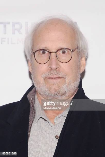 Actor Chevy Chase attends the 20th Anniversary screening of 'Wag The Dog' at 92nd Street Y on December 4 2017 in New York City