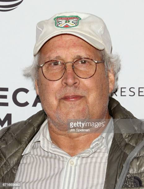 Actor Chevy Chase attends the Dog Years screening during the 2017 Tribeca Film Festival the at Cinepolis Chelsea on April 22 2017 in New York City