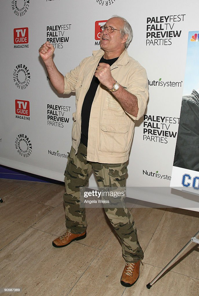 The PaleyFest & TV Guide Magazine's NBC Fall TV Preview Party : News Photo