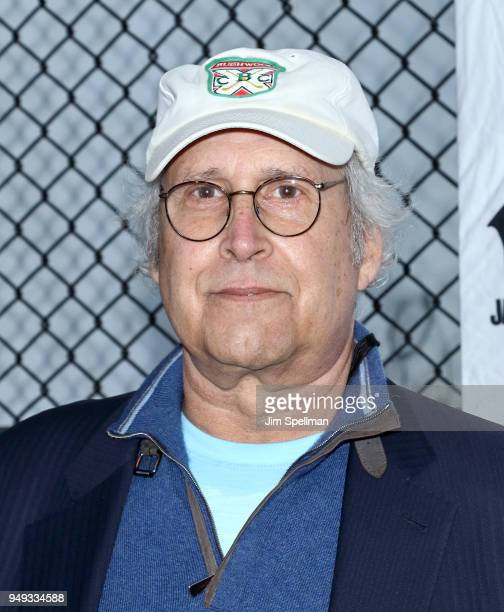Actor Chevy Chase attends the16th Annual A Great Night In Harlem gala at The Apollo Theater on April 20 2018 in New York City