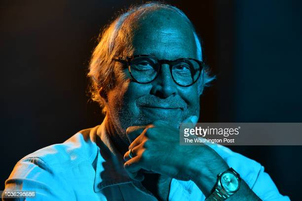 Actor Chevy Chase is photographed on Friday Sept 07 in Bedford Corners New York