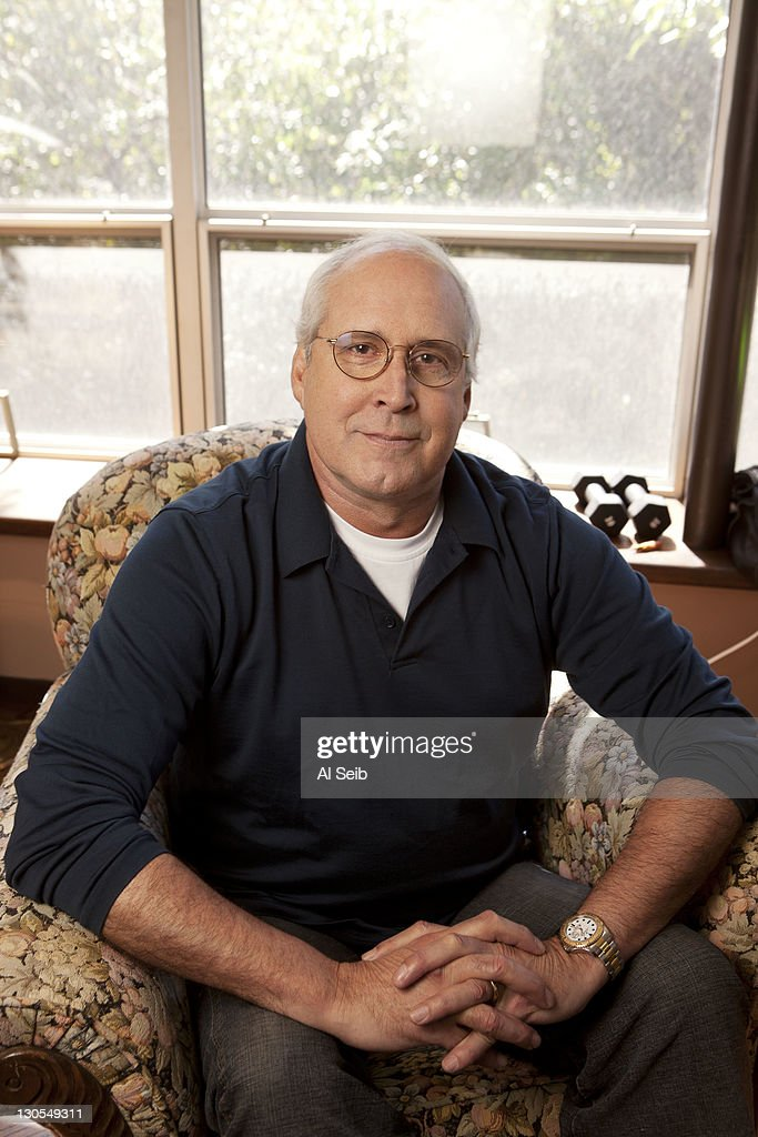Chevy Chase, Los Angeles Times, October 23, 2011 : News Photo