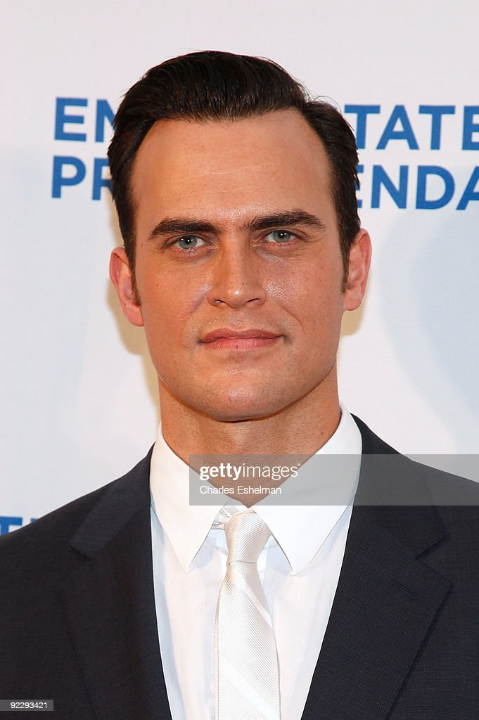 Actor Cheyenne Jackson attends the 18th Annual Empire State Pride Agenda Fall Dinner at the Sheraton New York Hotel & Towers on October 22, 2009 in New York City.
