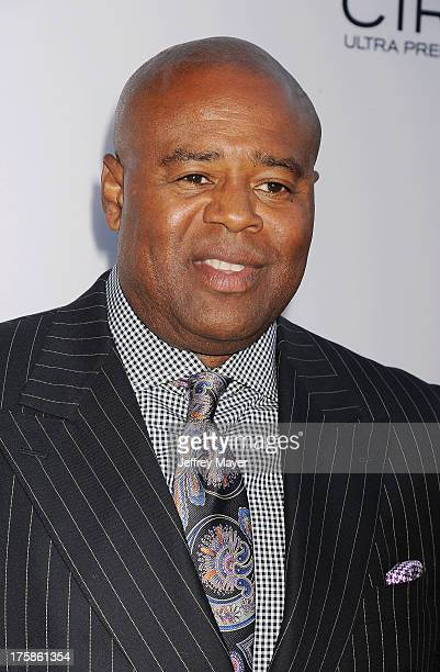Actor Chi McBride arrives at the 'Paranoia' Los Angeles Premiere at DGA Theater on August 8 2013 in Los Angeles California