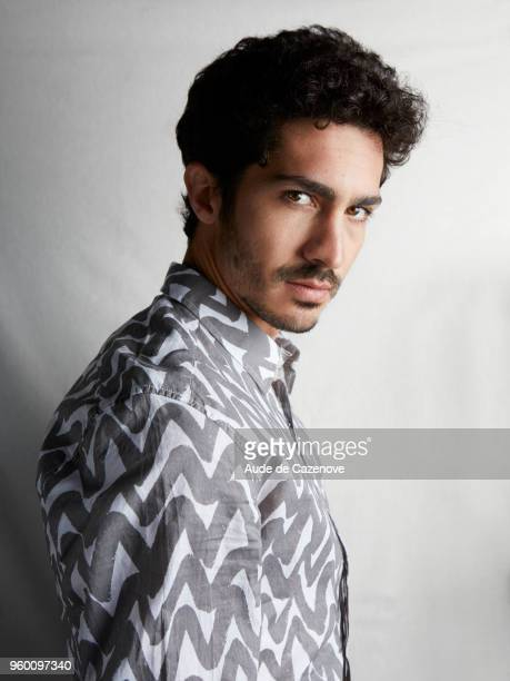 Actor Chino Darin is photographed for Self Assignment on May 2018 in Cannes France