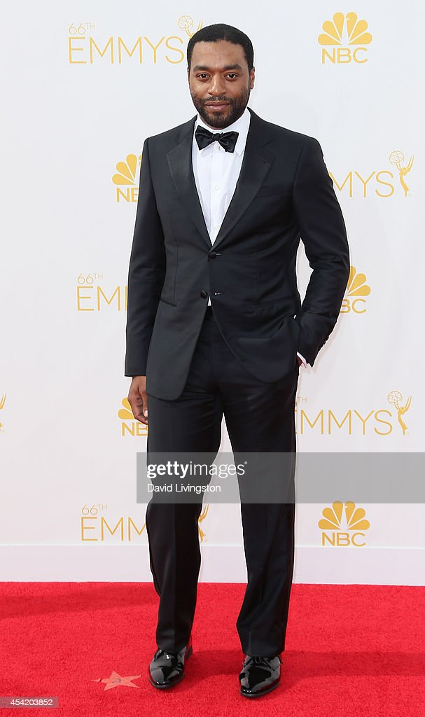 Actor Chiwetel Ejiofor attends the 66th Annual Primetime Emmy Awards at the Nokia Theatre L.A. Live on August 25, 2014 in Los Angeles, California.
