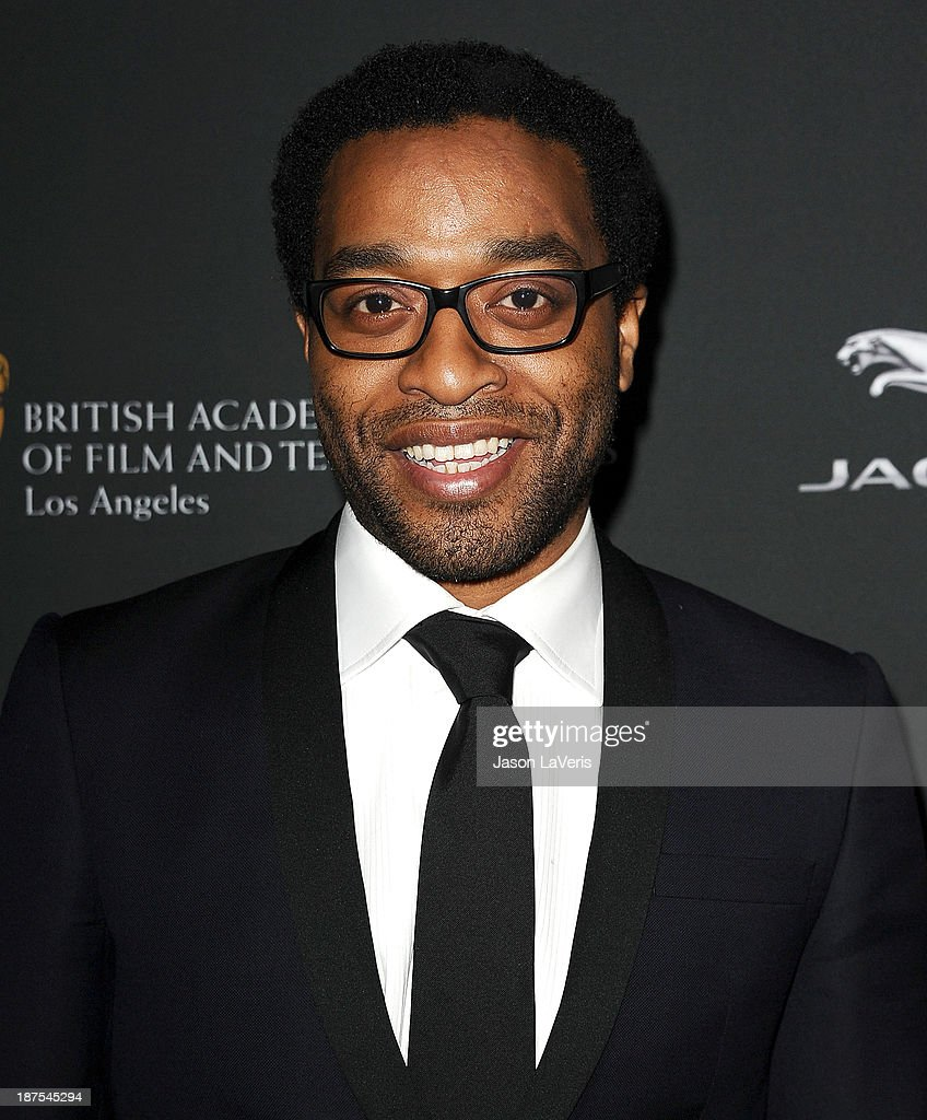 Actor Chiwetel Ejiofor attends the BAFTA Los Angeles Britannia Awards at The Beverly Hilton Hotel on November 9, 2013 in Beverly Hills, California.