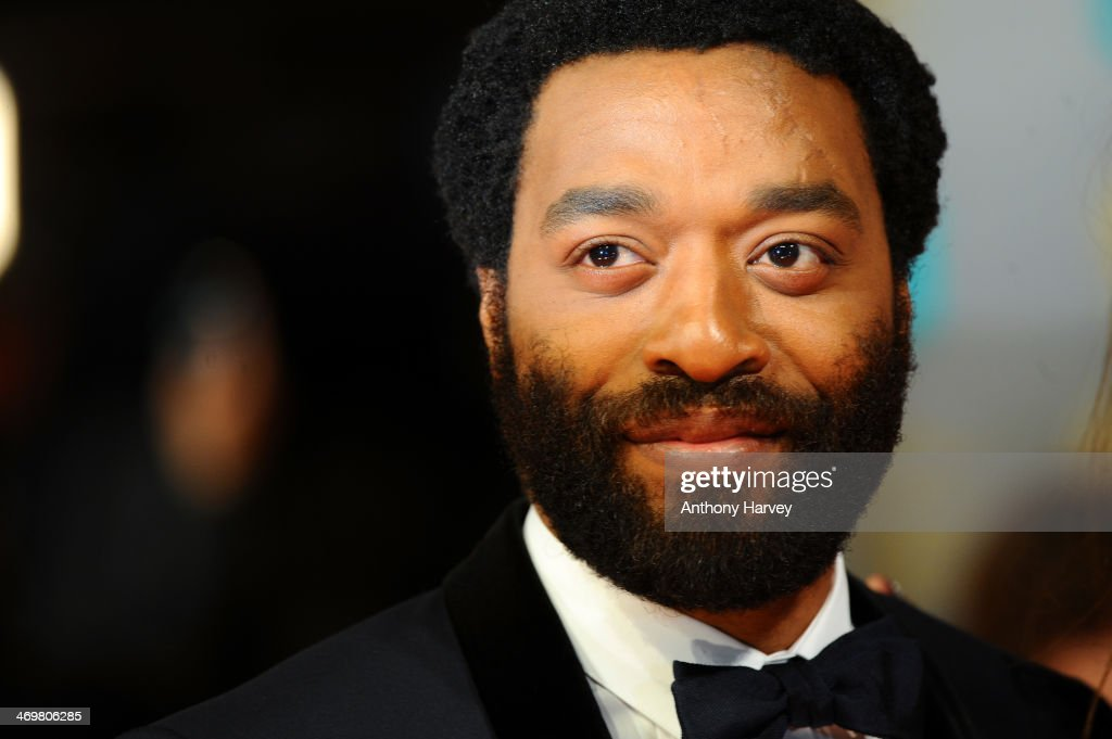 Actor Chiwetel Ejiofor attends the EE British Academy Film Awards 2014 at The Royal Opera House on February 16, 2014 in London, England.