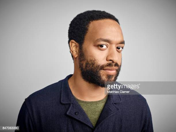 Actor Chiwetel Ejiofor from 'Dr Strange' is photographed for Entertainment Weekly Magazine on July 23 2016 at Comic Con in the Hard Rock Hotel in San...