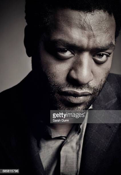 Actor Chiwetel Ejiofor is photographed for Empire magazine on September 26 2013 in London England