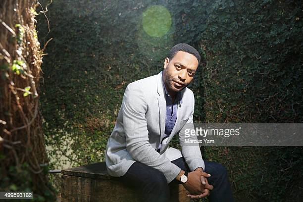 Actor Chiwetel Ejiofor is photographed for Los Angeles Times on November 11 2015 in Los Angeles California PUBLISHED IMAGE CREDIT MUST READ Marcus...