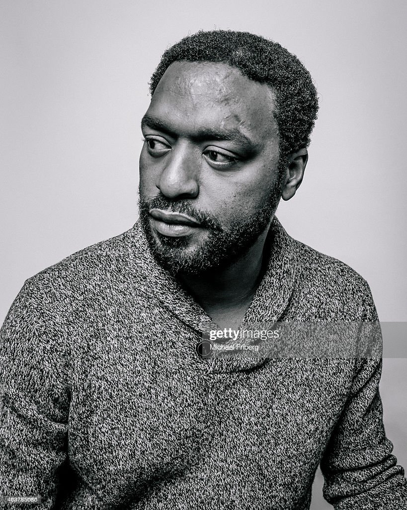Actor Chiwetel Ejiofor is photographed for Variety on February 3, 2015 in Park City, Utah.