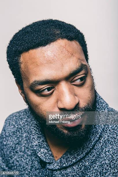 Actor Chiwetel Ejiofor is photographed for Variety on February 3 2015 in Park City Utah
